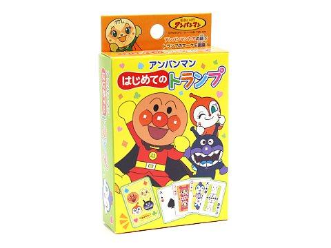はじめてのトランプ アンパンマン 【単価¥300】1入