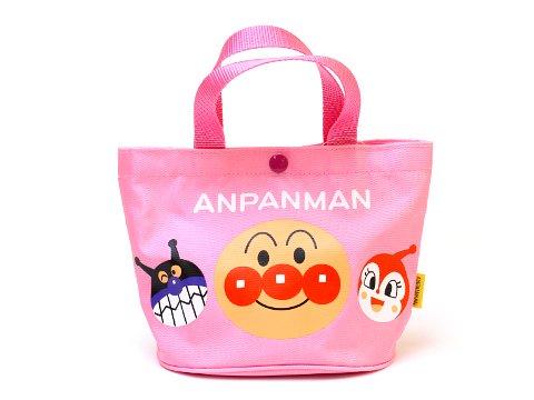 アンパンマン ミニてさげ ピンク  【単価¥600】1入