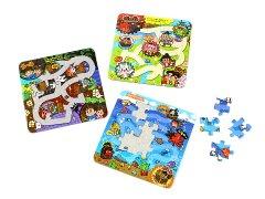 【お買い得】ちびっこプチパズル 【単価¥20】25入