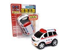 【お買い得】ワクワクビーグル 緊急出動救急車 【単価¥230】1入