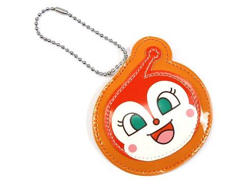 AND−580 フックラネームホルダー ドキンちゃん 【単価¥348】1入