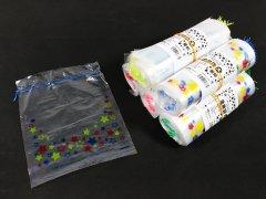 金魚袋星柄(大) 【単価¥5.7】100入