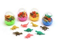 【お買い得】恐竜タマゴけしごむ 【単価¥26】25入
