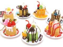 【お買い得】贅沢スイーツスフレパンケーキKH 【単価¥100】10入