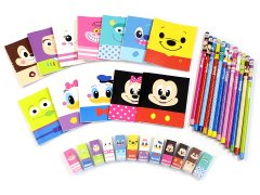 ディズニー4点文具セット2 【単価¥30】25入
