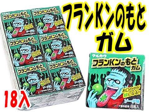 フランKンのもとガム 【単価¥22】18入
