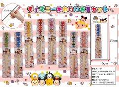 ディズニーかわいいお箸セット 【単価¥35】24入