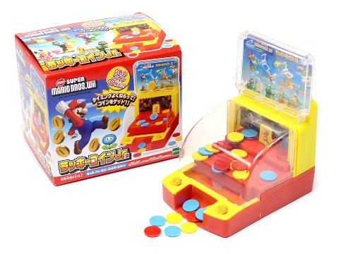 スーパーマリオブラザーズWiiラッキーコインJr 【単価¥620】1入