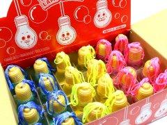 NEW電球シャボン玉 【単価¥30】24入