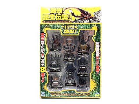 最強!昆虫伝説!!2 【単価¥430】1入