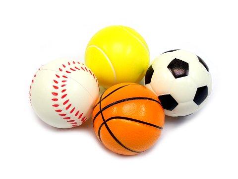 PUボール スポーツ 【単価¥29】12入