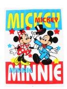 【お買い得】綿菓子袋(ロップ) ミッキー&ミニー白 【単価¥15】100入