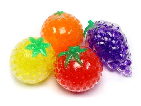 フルーツ にぎにぎボール 【単価¥56】12入