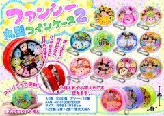 ディズニーツムツムファンシー丸型コインケース2 2526【単価¥40】25入