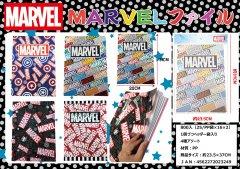 MARVEL L型ファイル 【単価¥29】25入