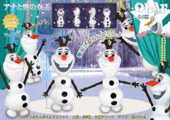 【お買い得】アナと雪の女王 オラフぷらんぷらんマスコット 【単価¥119】24入