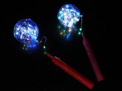【お買い得】輝くキラキラボール 【単価¥63】18入