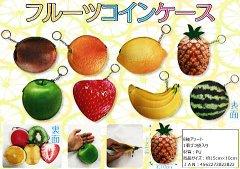 フルーツコインケースKH 【単価¥73】12入