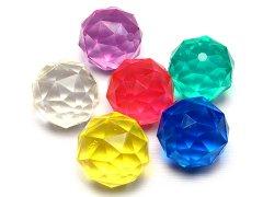 スーパーボール ダイヤモンド(大) 49ミリ 【単価¥53】25入