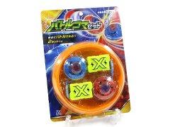 【お買い得】バトルコマセット 【単価¥325】1入