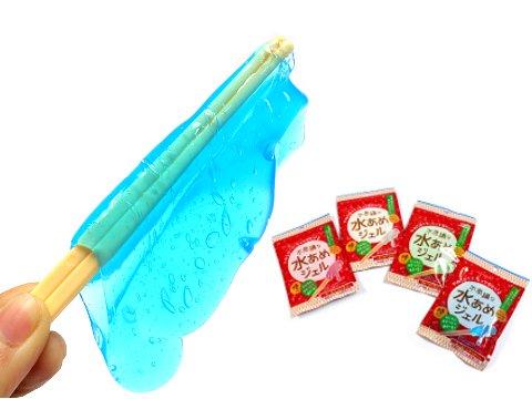 不思議な水あめジェル 【単価¥78】12入