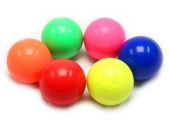 スーパーボール カラー60ミリ 【単価¥94】25入