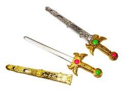 メタリック剣 【単価¥75】24入