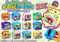 【お買い得】トイ・ストーリー CUBEポーチBC  2669 【単価¥45】12入