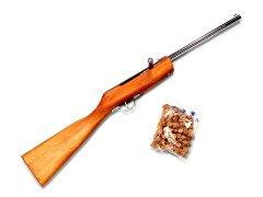 射的銃シルバー(コルク100付) 【単価¥18000】1入 ▼取寄商品  2BY1−1