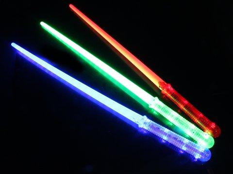 LEDビームソード 【単価¥201】12入