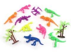 ふくらむ骨々恐竜 いっぱいセット 【単価¥31】25入