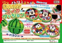 Disney スイカクッション 【単価¥912】2入