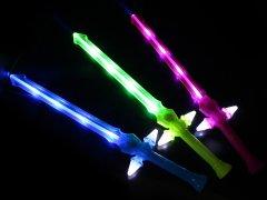 【お買い得】光る!聖剣ユグドライザー 【単価¥225】12入