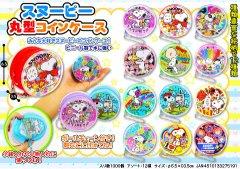 スヌーピー 丸型コインケース 2849 【単価¥40】25入