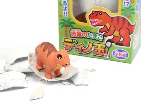 恐竜のたまご ディノ玉 【単価¥175】12入