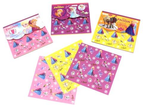 【お買い得】アナと雪の女王 折紙 【単価¥30】12入