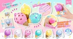 ファンシースクイーズ(アイスクリーム) 【単価¥65】12入