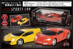 RC LSTYLE SPORTS CAR 【単価¥494】2入