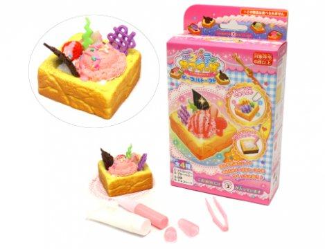 デコパティスクイーズ メープルトースト 【単価¥468】8入