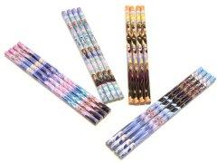 【お買い得】鉛筆4本セット アナと雪の女王 【単価¥23】25入