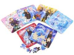 アナと雪の女王 20Pパズル 【単価¥25】25入