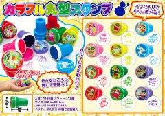 クレヨンしんちゃん 丸型スタンプ 3097 【単価¥28】60入