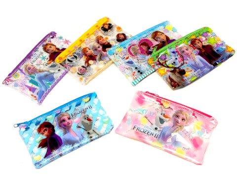 クリアポーチS アナと雪の女王 【単価¥30】25入