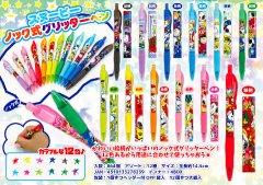 スヌーピー ノック式グリッターペン 3135 【単価¥41】12入