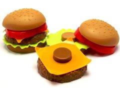 【現品限り・お買い得】つくろう!オリジナルハンバーガー 【単価¥86】10入