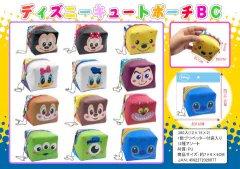 ディズニー キュートポーチBC 【単価¥65】12入