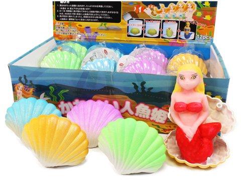 【お買い得】かわいい人魚姫 【単価¥32】12入