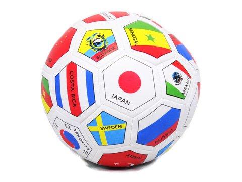 6インチ 万国旗ボール 【単価¥173】1入