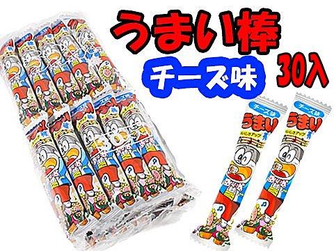 うまい棒 チーズ 【単価¥7】30入