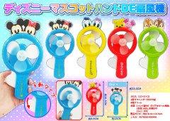 ディズニー マスコットハンドDE扇風機 【単価¥206】12入